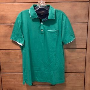 Luxury Touch Green Polo